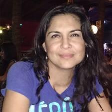 Henkilön Marisol käyttäjäprofiili
