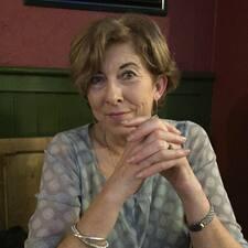 Henkilön Ann käyttäjäprofiili