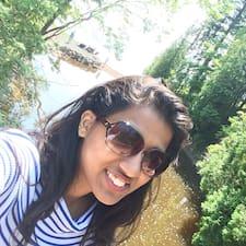 Profil korisnika Charanya