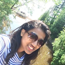 Charanya User Profile