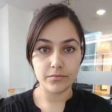 Margarita - Uživatelský profil