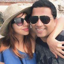 โพรไฟล์ผู้ใช้ Ravi & Shilpa