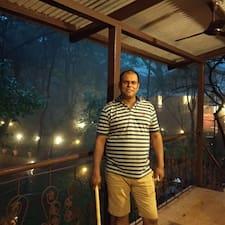 Profil Pengguna Arijit