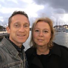 Perfil de usuario de Tania & Frédéric