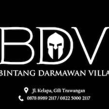 Bintang Darmawan Kullanıcı Profili