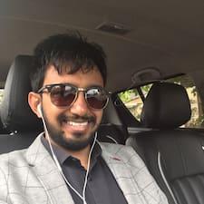 Gaurank felhasználói profilja
