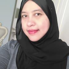 Profilo utente di Fariza