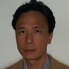Henkilön Ping Hin käyttäjäprofiili