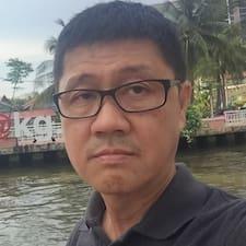 Perfil do utilizador de Kah Leng