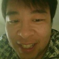 Perfil do usuário de Yijie