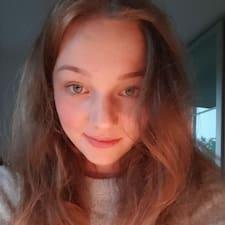 Perfil do utilizador de Katja