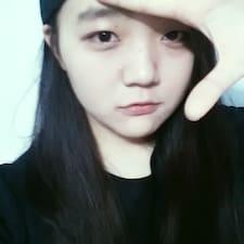 Användarprofil för Sohyun