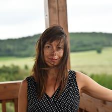 Profil utilisateur de Judit