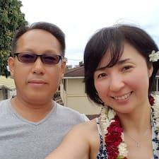 Steve & Toshiko - Profil Użytkownika
