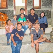Latengaya Mount Batur View felhasználói profilja