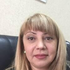 Profil Pengguna Ирена