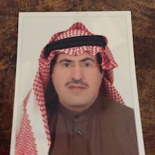 Nasser felhasználói profilja