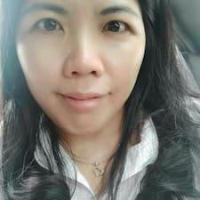 Henkilön Karen Tan käyttäjäprofiili