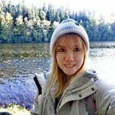 Profil utilisateur de Ilona