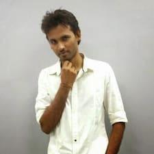 Användarprofil för Prakash