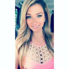 Breanna felhasználói profilja