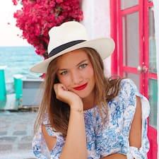 Profil utilisateur de Hala