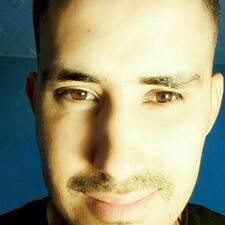 Perfil do usuário de Yassine