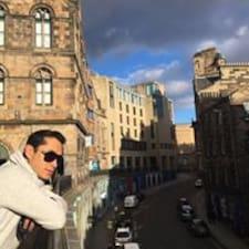Shahaffisal felhasználói profilja