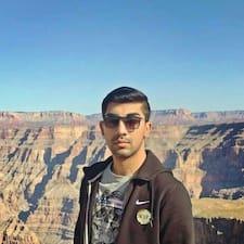 Umair felhasználói profilja