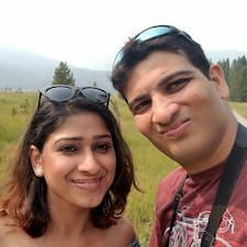 Ankit And Anjali User Profile