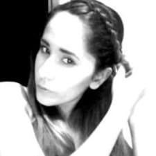 Perfil de usuario de Alejandra