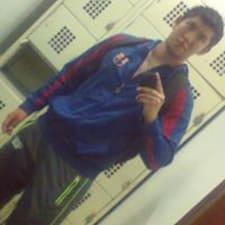 Profil Pengguna Oswaldo