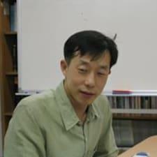 Профиль пользователя 성욱