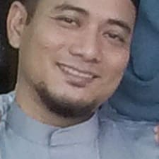 Dzul Rizuanuddin Brukerprofil