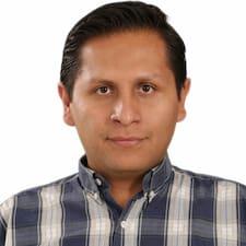 Mauricio的用戶個人資料