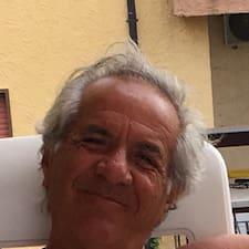 Calogero User Profile