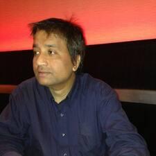 Profil Pengguna Sourav
