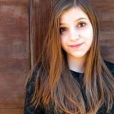 Sophia - Uživatelský profil