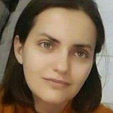 Ioana - Uživatelský profil