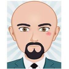 Profil Pengguna Kevan