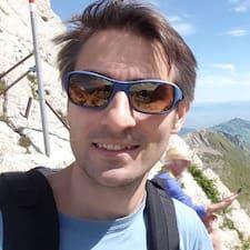 Profil utilisateur de Bernward