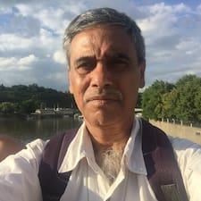 Profil utilisateur de Sushil