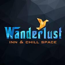 Användarprofil för Wanderlust