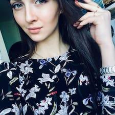 Эльмира - Uživatelský profil
