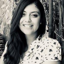 Frida Sofía felhasználói profilja