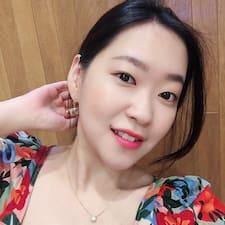 Perfil do utilizador de Yoonhee