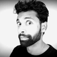 Användarprofil för Kishore