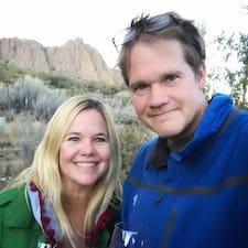 Gary & Erin felhasználói profilja