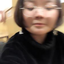 Perfil do utilizador de Min