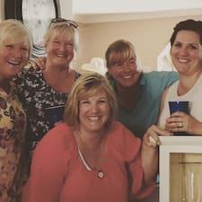 Perfil do utilizador de Cathy, Beth, Carol & Mari